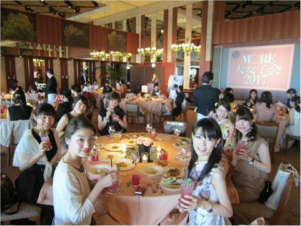 【MORE大女子会】読めばあなたもキラキラ!?♡パークハイアット東京で夢のよな素敵時間レポート!_11