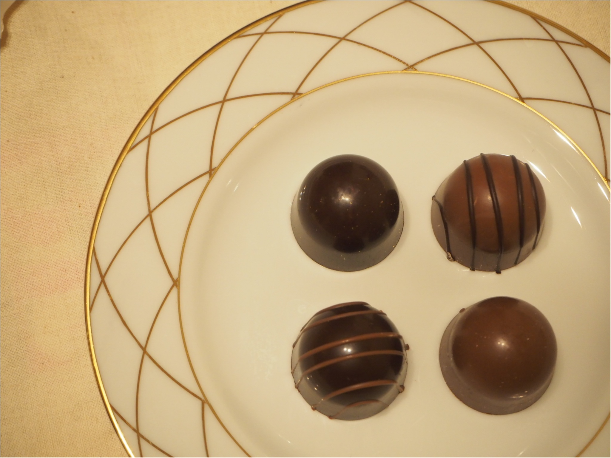 コンビニで見つけた「ホテルオークラ」の本格的ショコラが2個で260円!_2