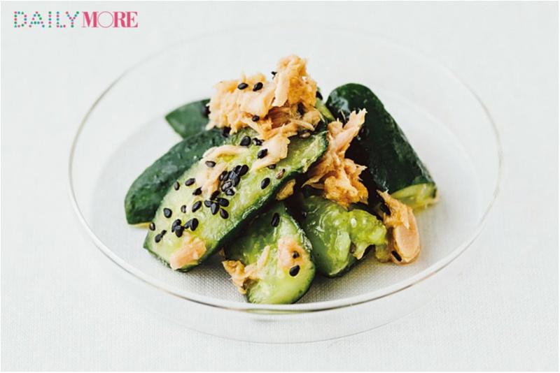 ぱっと簡単にできる! お弁当が華やぐ「グリーン野菜のミニおかず」レシピ♡_2