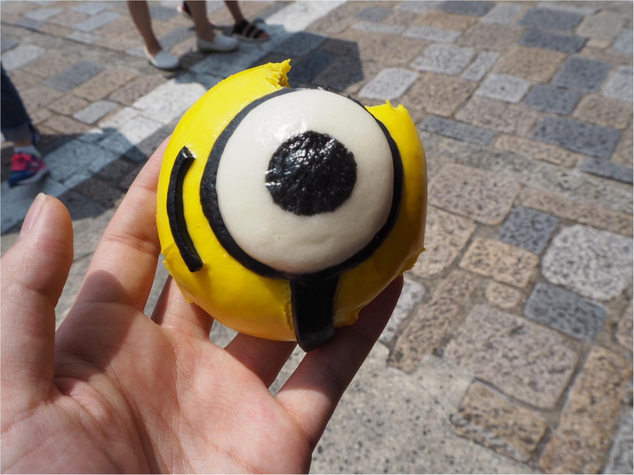 【USJミニオンパークを遊び尽くす♡】asuの大阪旅行☺︎_5