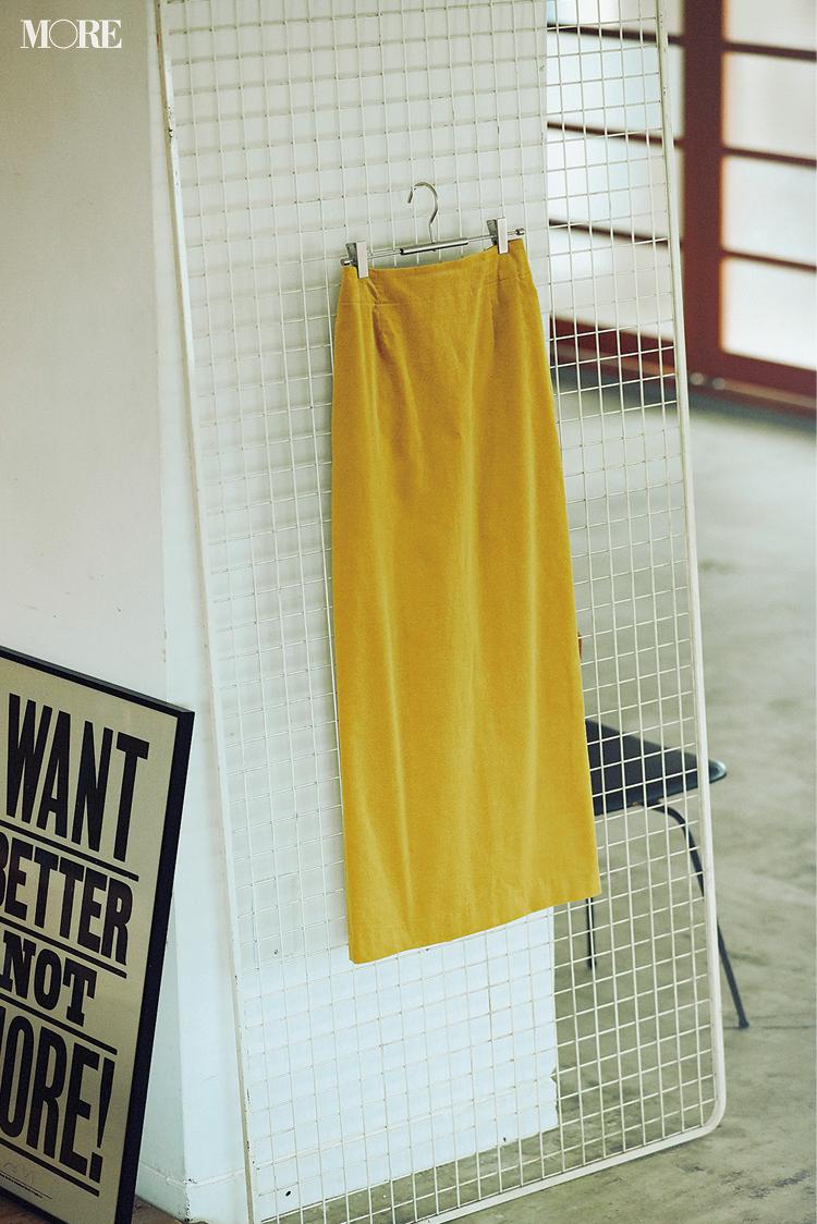 意外!? 黄色のロングタイトスカートがとにかく使える、5つの理由と5つの着回し例!_6