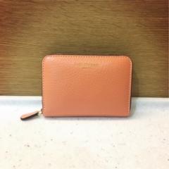 【コレ買っちゃいました!】『J&M デヴィッドソン』のミニ財布