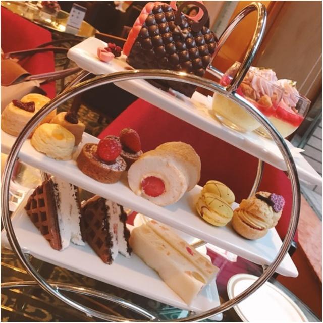 【イチゴ好き必見♡】ロイヤルパークホテルの《ストロベリーアフタヌーンティーセット》がSNS映え&可愛すぎる♡_1