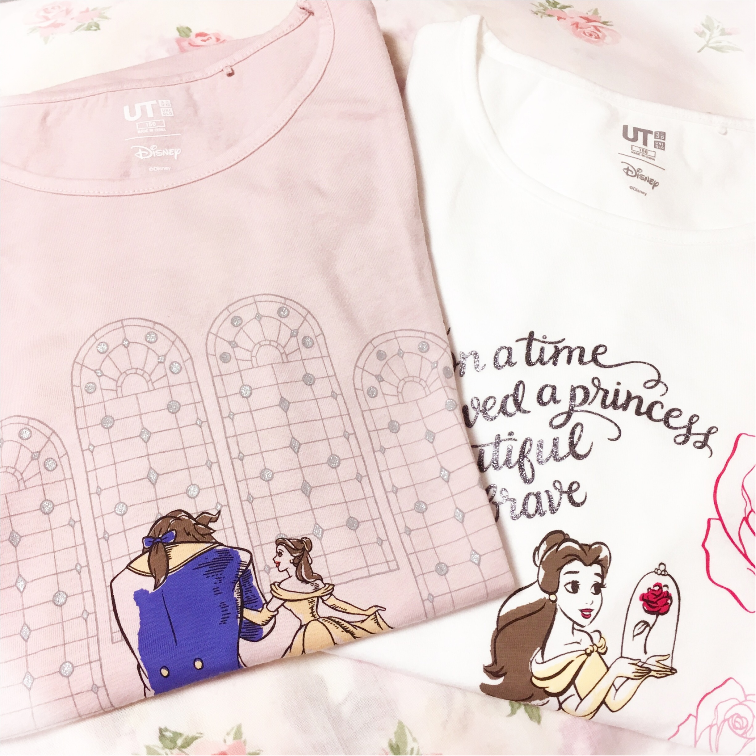 【UNIQLO】×【美女と野獣】〜Beauty and the Beast Collection〜今日から発売♡_4