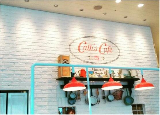 【可愛すぎる世界観】キャスキッドソンのカフェがあるって知ってた?_2