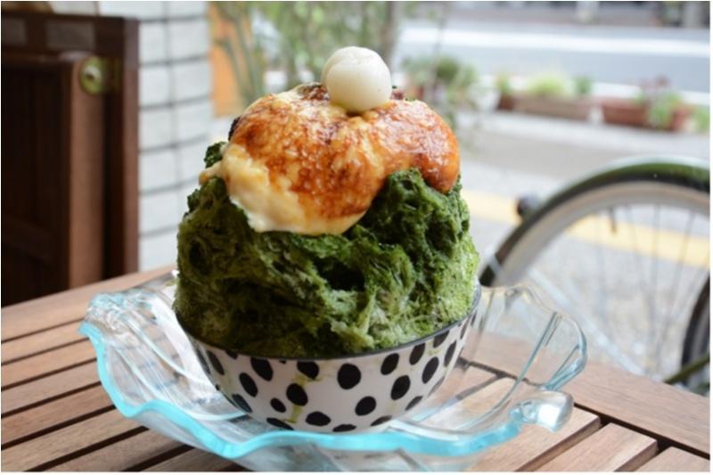 静岡県でぜったいに食べておきたいお茶かき氷 記事 Photo Gallery_1_4