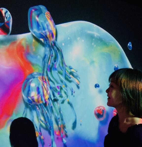 【光の深海展 OCEAN BY NAKED】日本初上陸!《光の海》が幻想的すぎるデジタルアート展へ♡_3