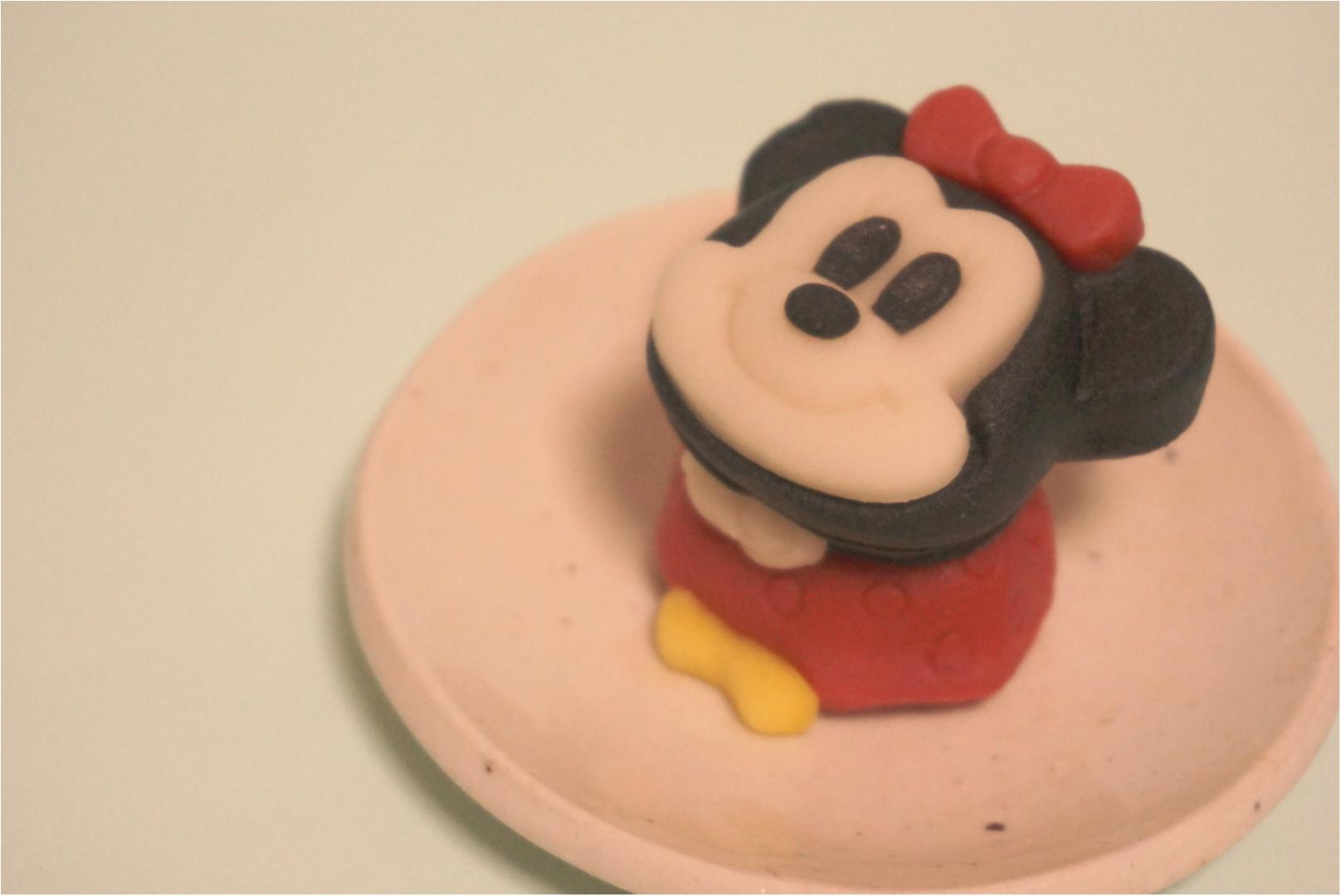 【3日間限定‼︎】ミッキーとミニーが可愛い和菓子に大変身( ´艸`)♡セブンで3日間だけ限定発売✨_4