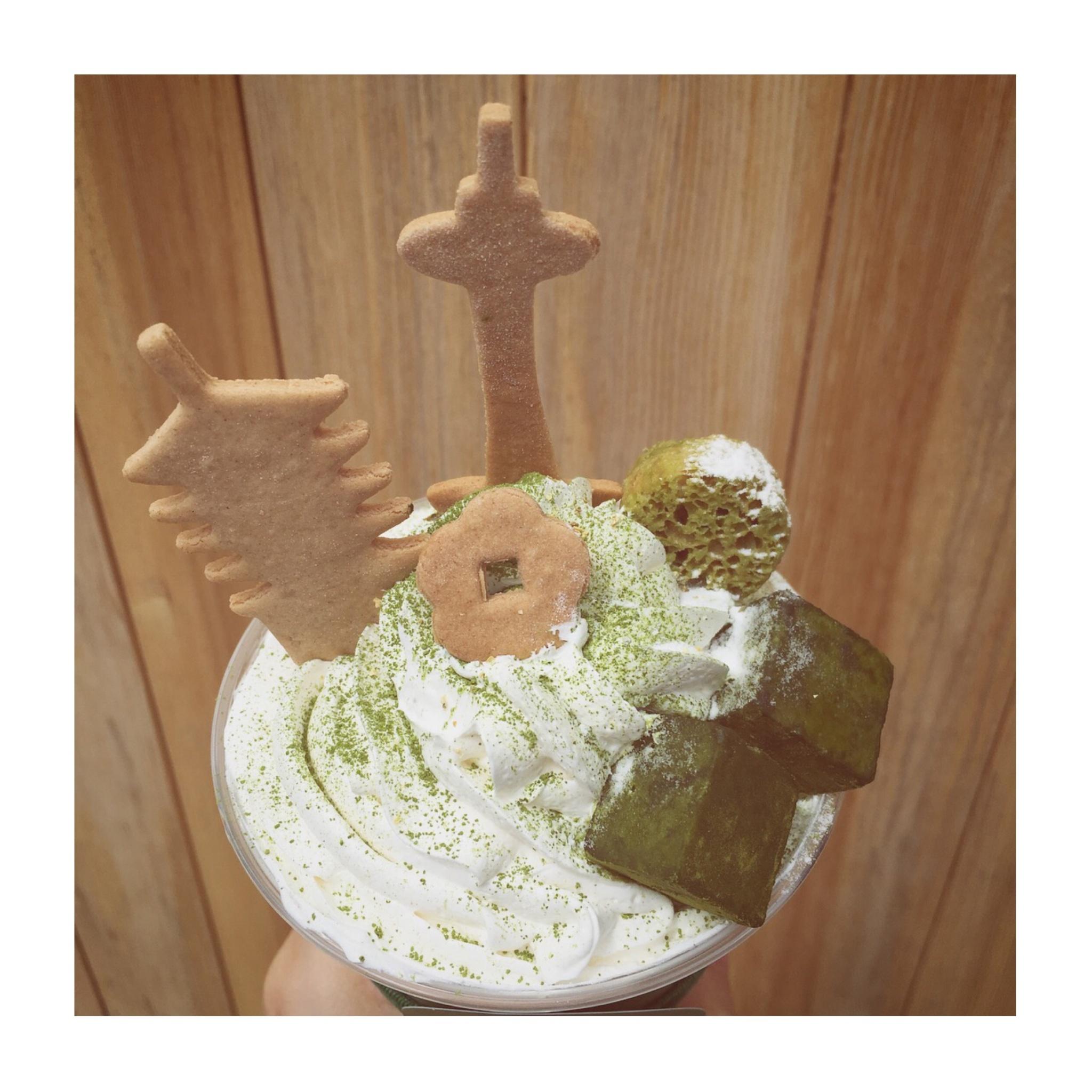 #5【#cafestagram】❤️:《京都》に行ったら絶対飲みたい!ROCCA&FRIENDS TRUCKの抹茶ラテがかわいすぎる◡̈_7