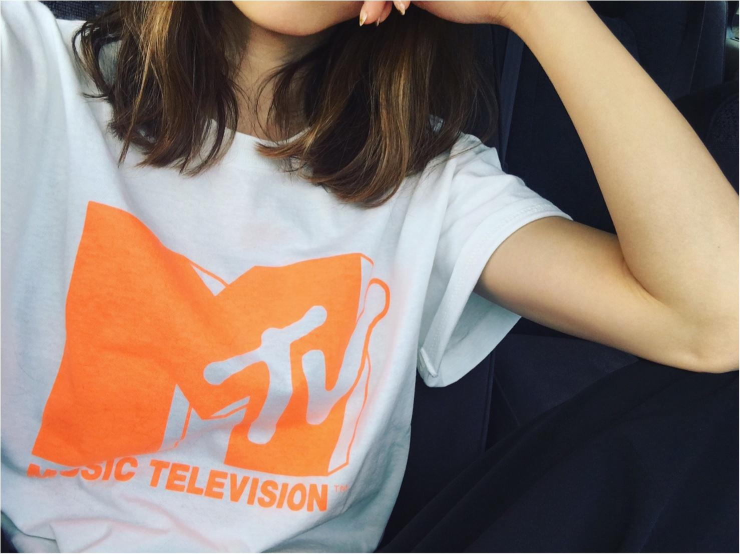 夏はやっぱりTシャツ! いま、お気に入りの3枚。_3