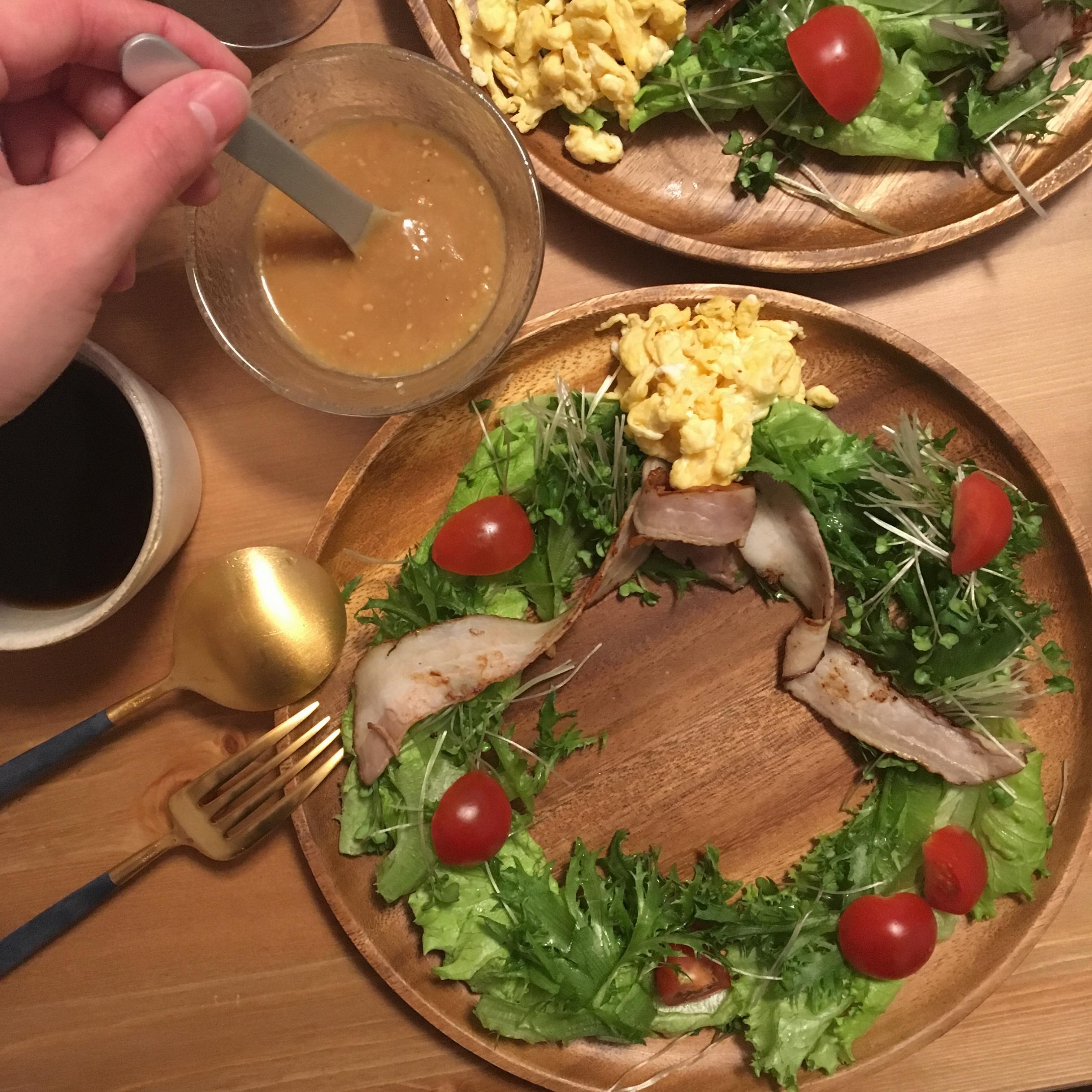 【美と健康とダイエットの味方!】注目のCibotta(チボッタ)の●●●オイルで手作りグラノーラとクリスマスサラダ_5