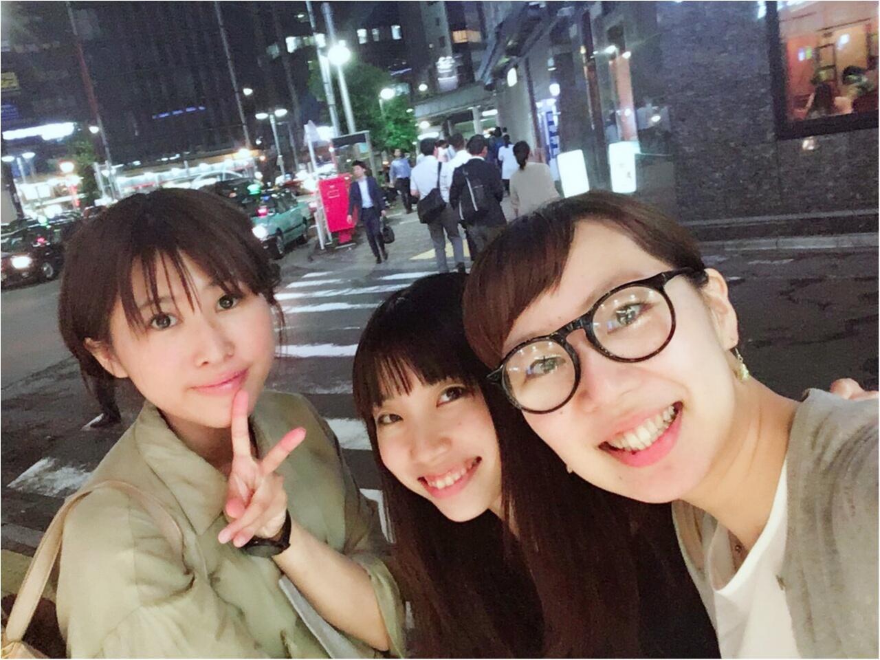恵比寿★コスメキッチンのカフェでサラダビュッフェ!-本日のモアハピ女子会-_1