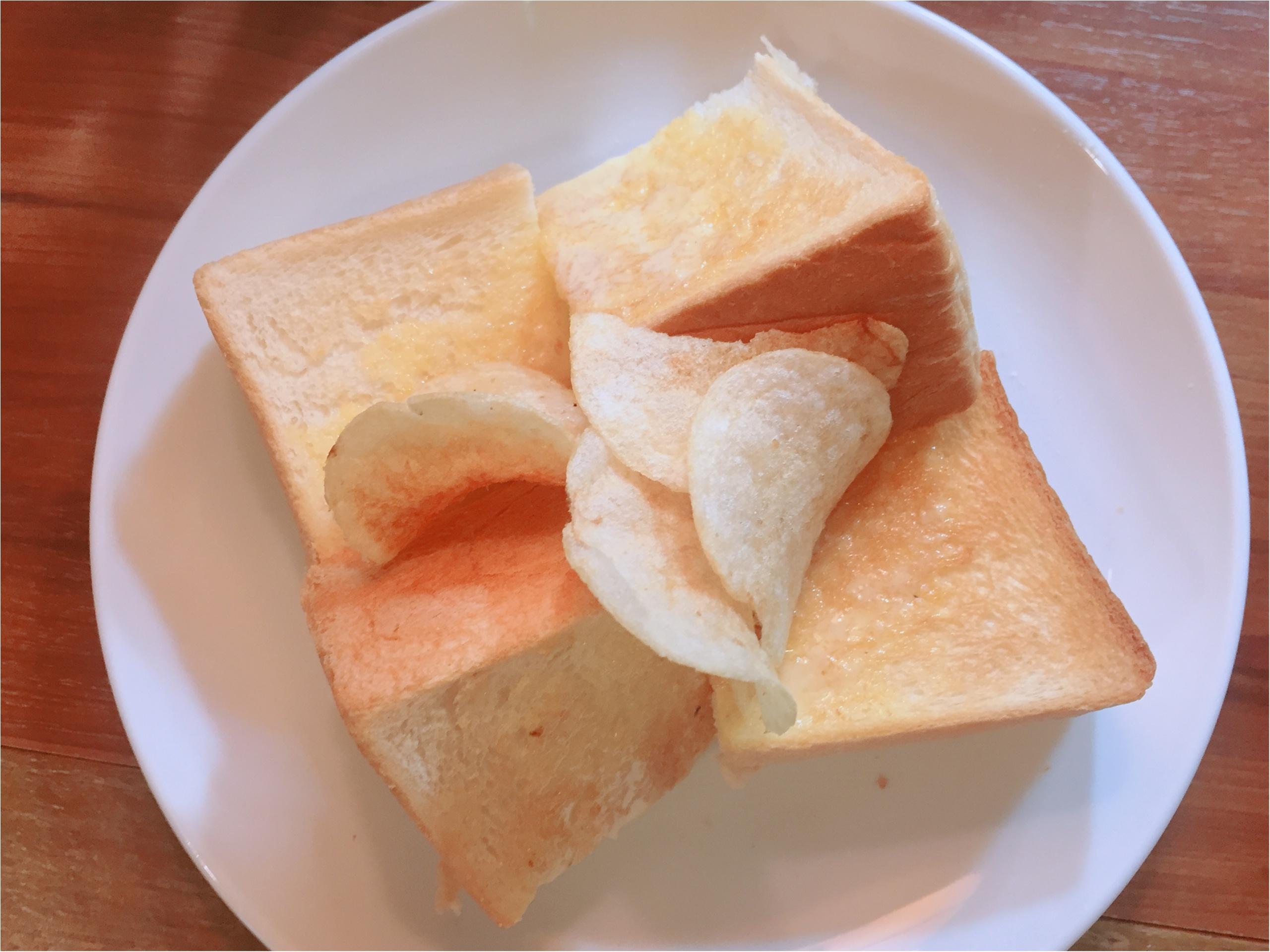 【名古屋グルメ】喫茶店「アバンテ」のトースト♡名駅内でサクッと軽食に◎_4