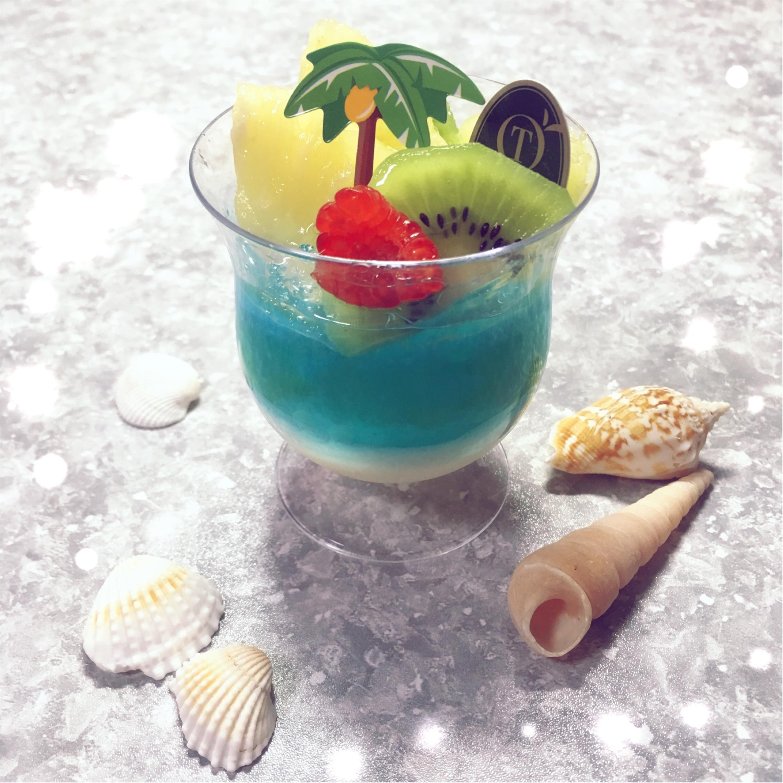 TAKANOのハワイアンブルーを食べて一足先に常夏気分♡_1