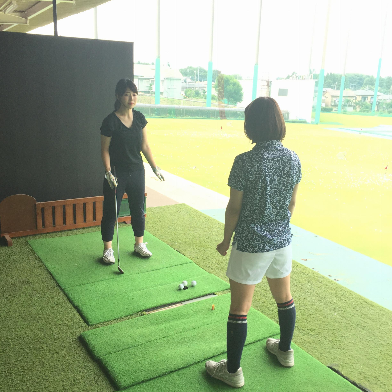 『エースゴルフクラブ』さんで初めてのゴルフレッスン!【#モアチャレ ゴルフチャレンジ】_2