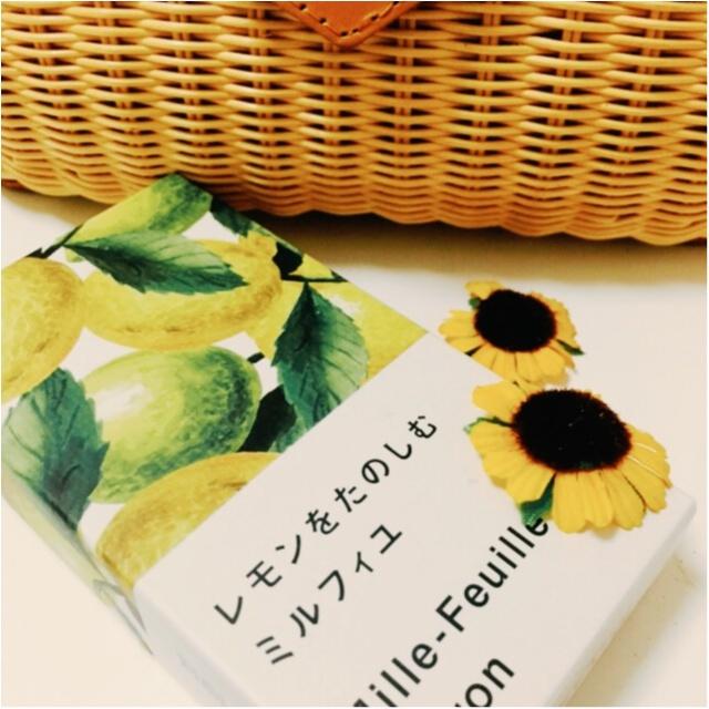 一口サイズのミルフィーユ♡『横濱フランセ』のミルフィユに夢中♡_3