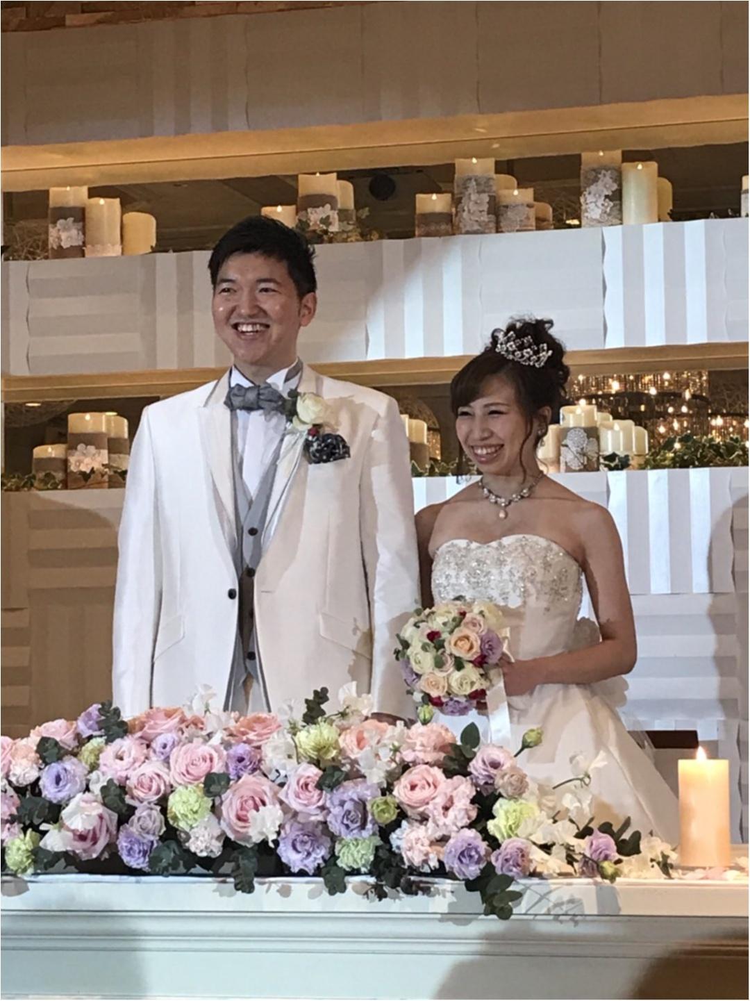 《Happy wedding》around25お呼ばれコーデは華やかにカラードレスにハーフアップで♡式に華を添えましょう!_18