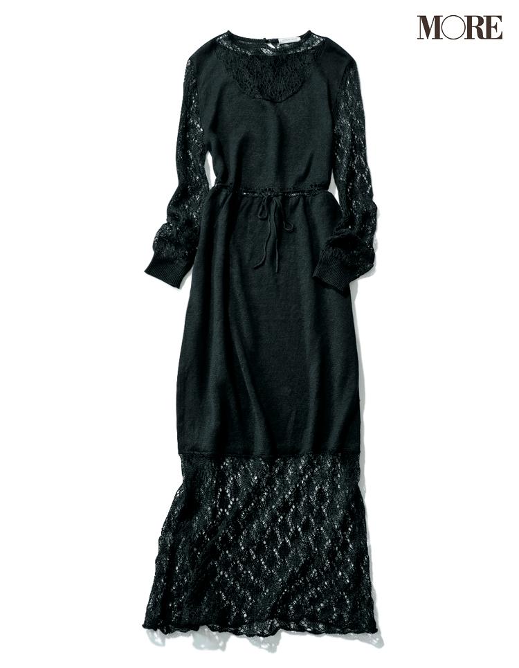 涼しげで、スタイルも良く見えて、最高だ!クロシェニットワンピをこの夏の勝負服に♡_4