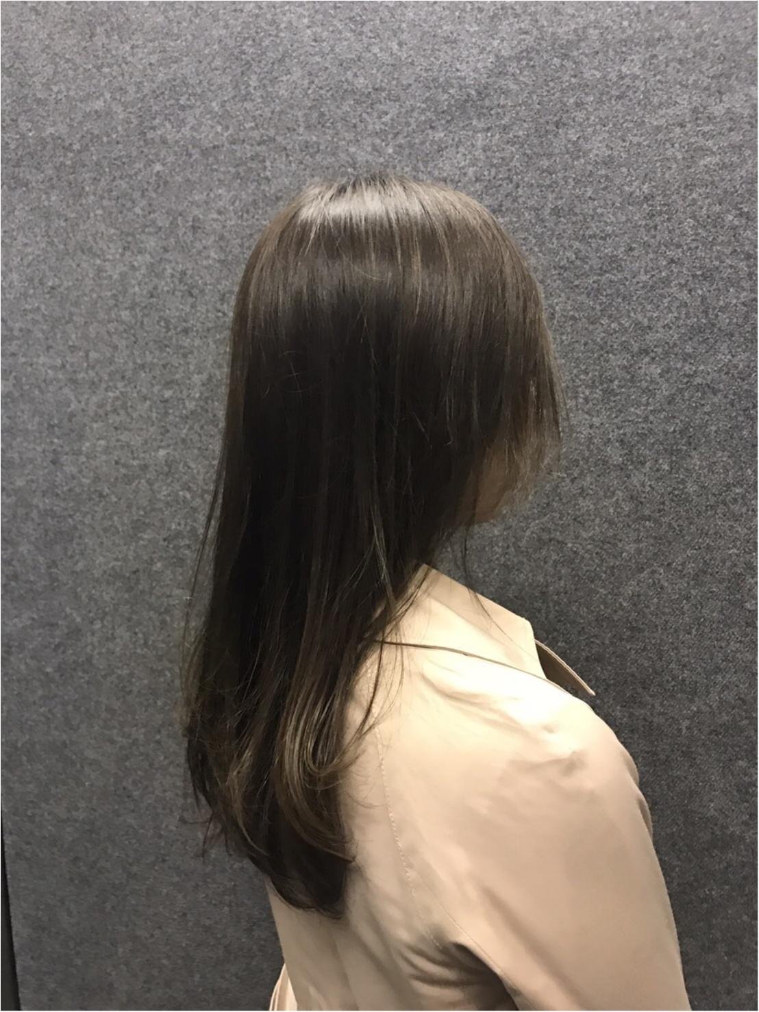 カラーチェンジで髪も春ルンルン♬_3