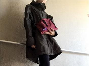 【LEPSIM(レプシィム)】3WAYモッズコートが優れもの♡
