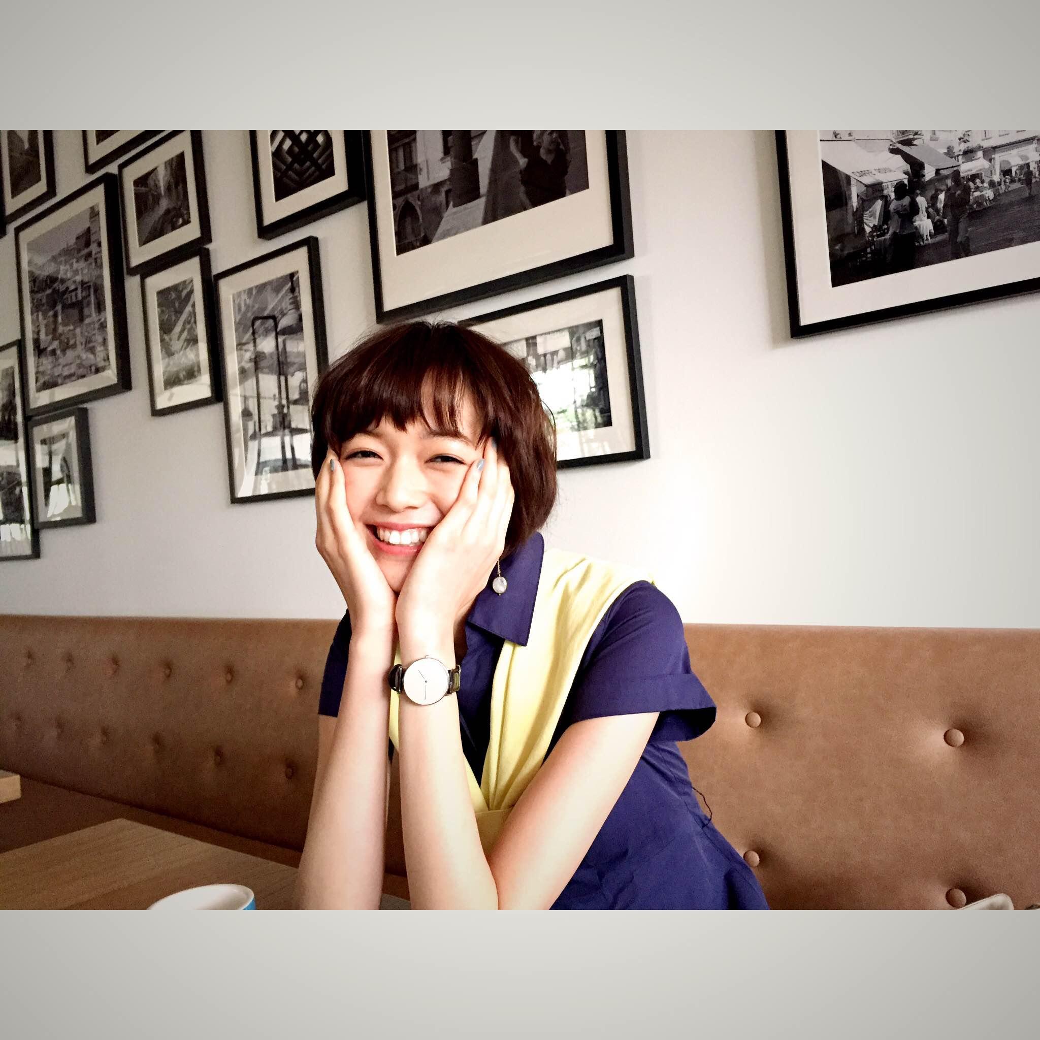 【オフショット】栞里と朝食を…❤_1