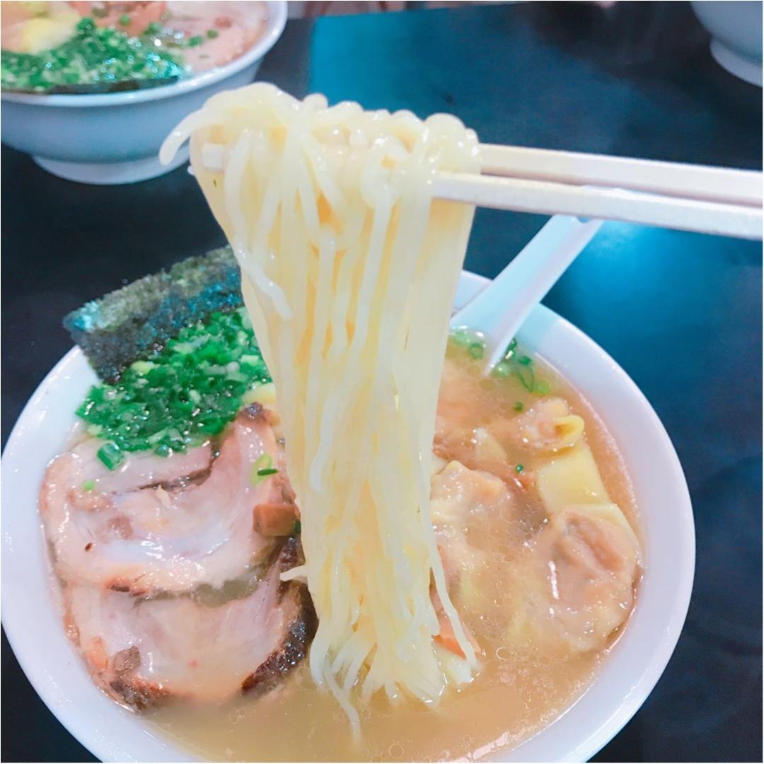 《四ツ谷》お客の大半が頼む♡ワンタン麺が大人気のラーメン屋に行ってきました!_5
