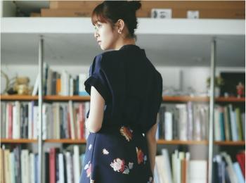 秋に着たい【甘すぎない花柄コーデ】9選(2018年版) | ファッション