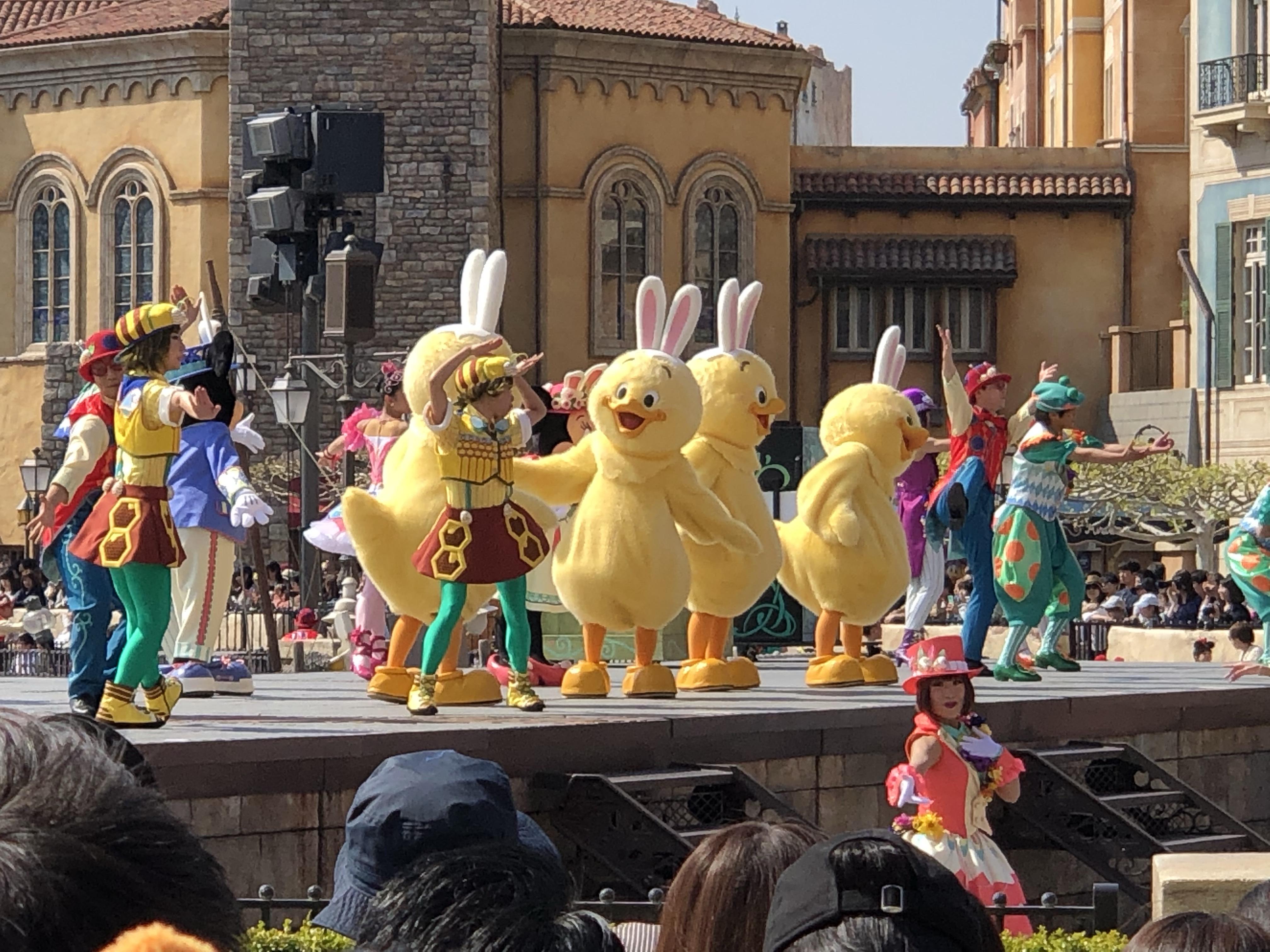 【ディズニー・イースター】GWはディズニーへ♡イースターイベントに行ってきました!_8