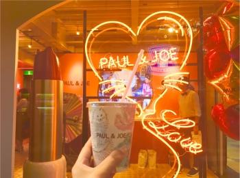 《〜10/14》コスメも試せる!PAUL&JOE(ポール&ジョー)『Neko Cafe』