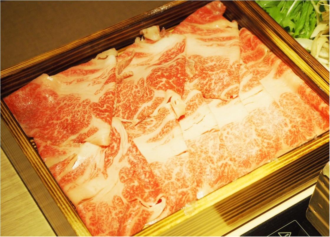 お肉と旬野菜のマリアージュ♡ふうふう亭 緑席_12