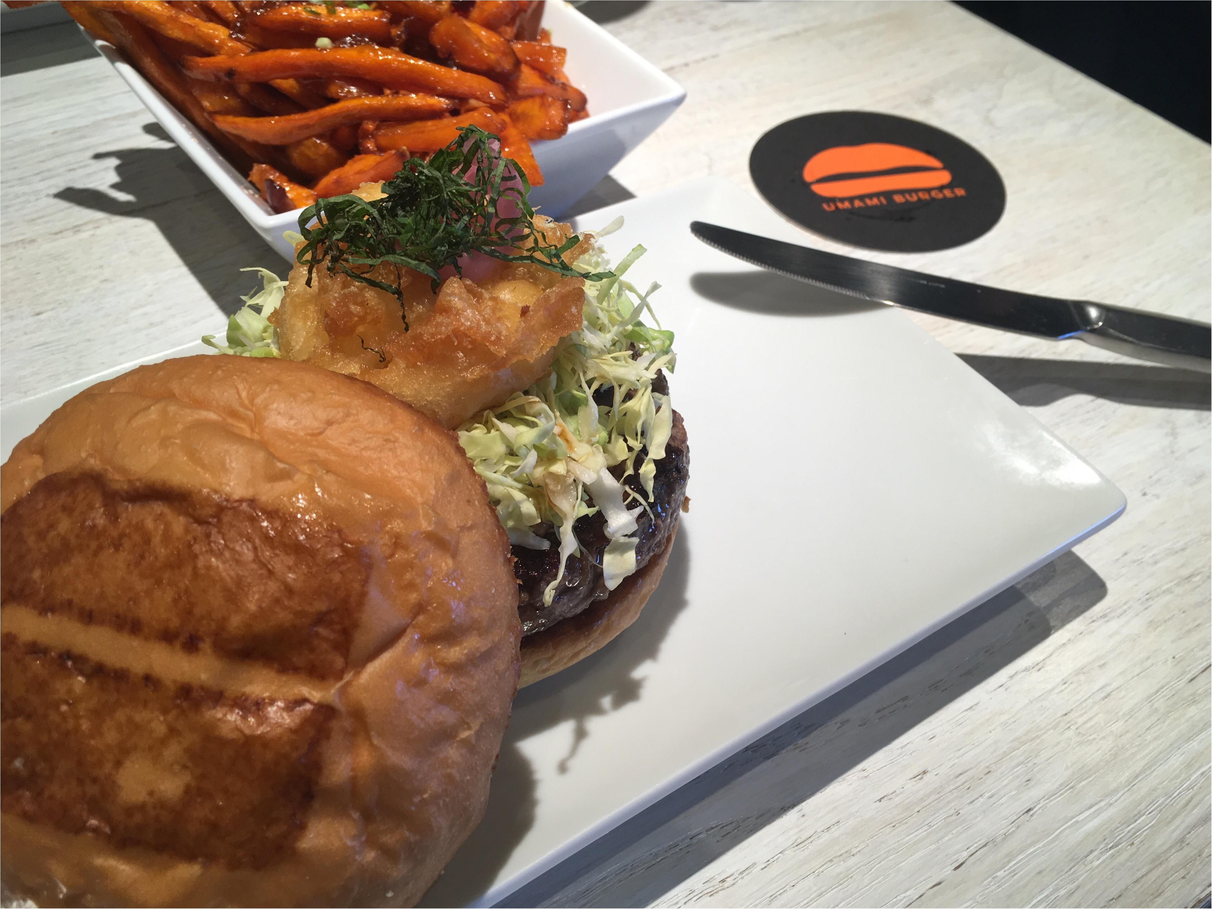 LA発の人気店「UMAMI BURGER」で日本限定の●●●●バーガー食べてきました!!混雑状況は?予約は?テイクアウトは?_2
