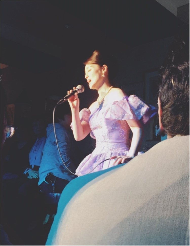 【シャンソン】元宝塚歌劇団・月影瞳さんのソロコンサートに行ってきました♡_2