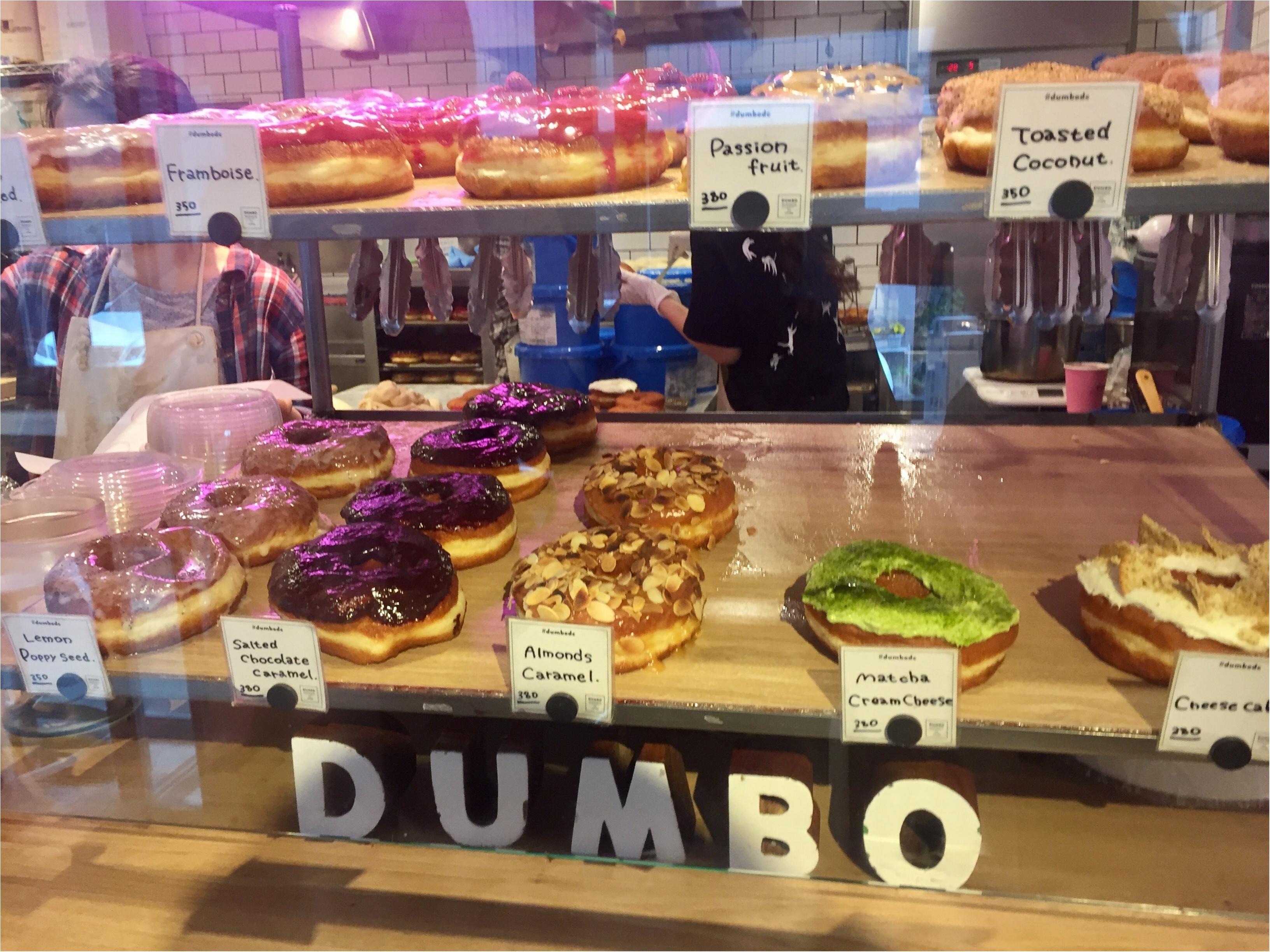 【FOOD】人気の理由を徹底解剖!おしゃれな人はみーんな行ってる♡DUMBO Doughnuts and Coffee♡_3