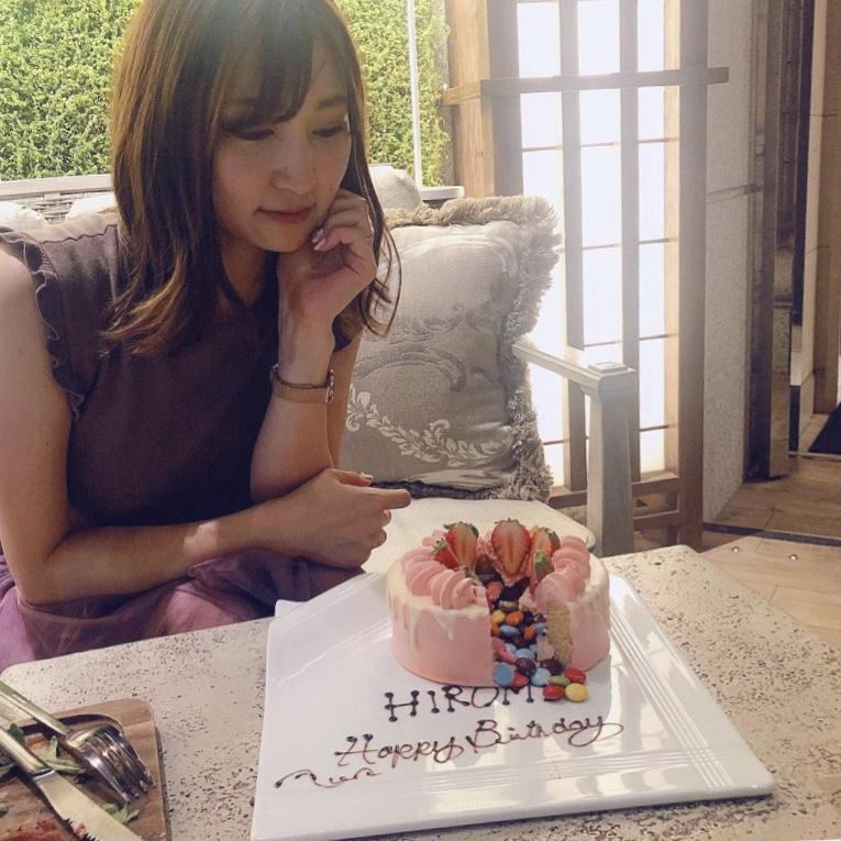 「可愛すぎる!と話題の…」女子が絶対喜ぶサプライズケーキ!写真映え抜群❤︎_9