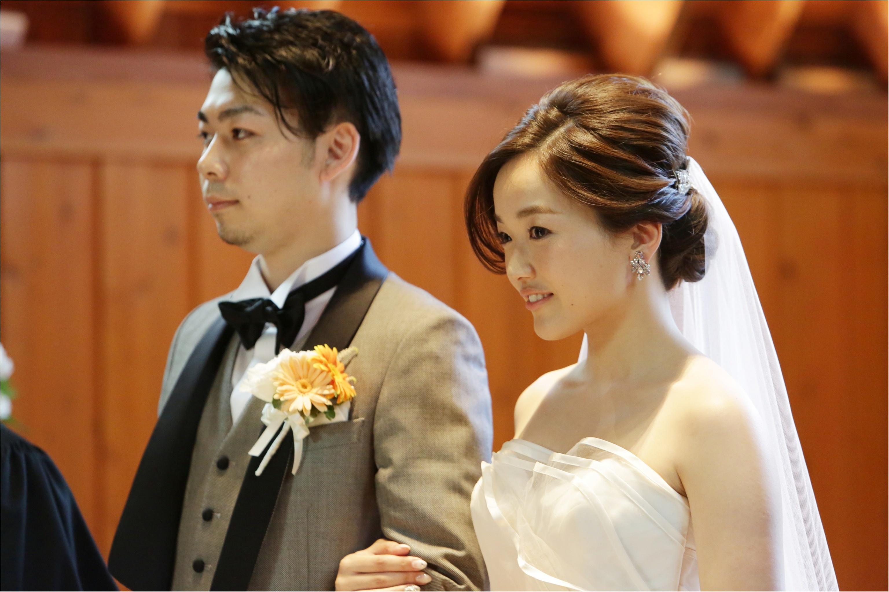 父と歩くバージンロード(軽井沢Weddingレポ②)_5