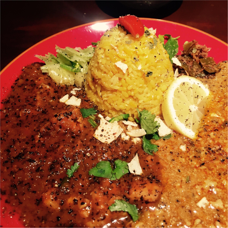 【北インドと南インド?】自分て作れない味♡和印食堂 gu-teのカレーはスパイスたっぷり♡_2