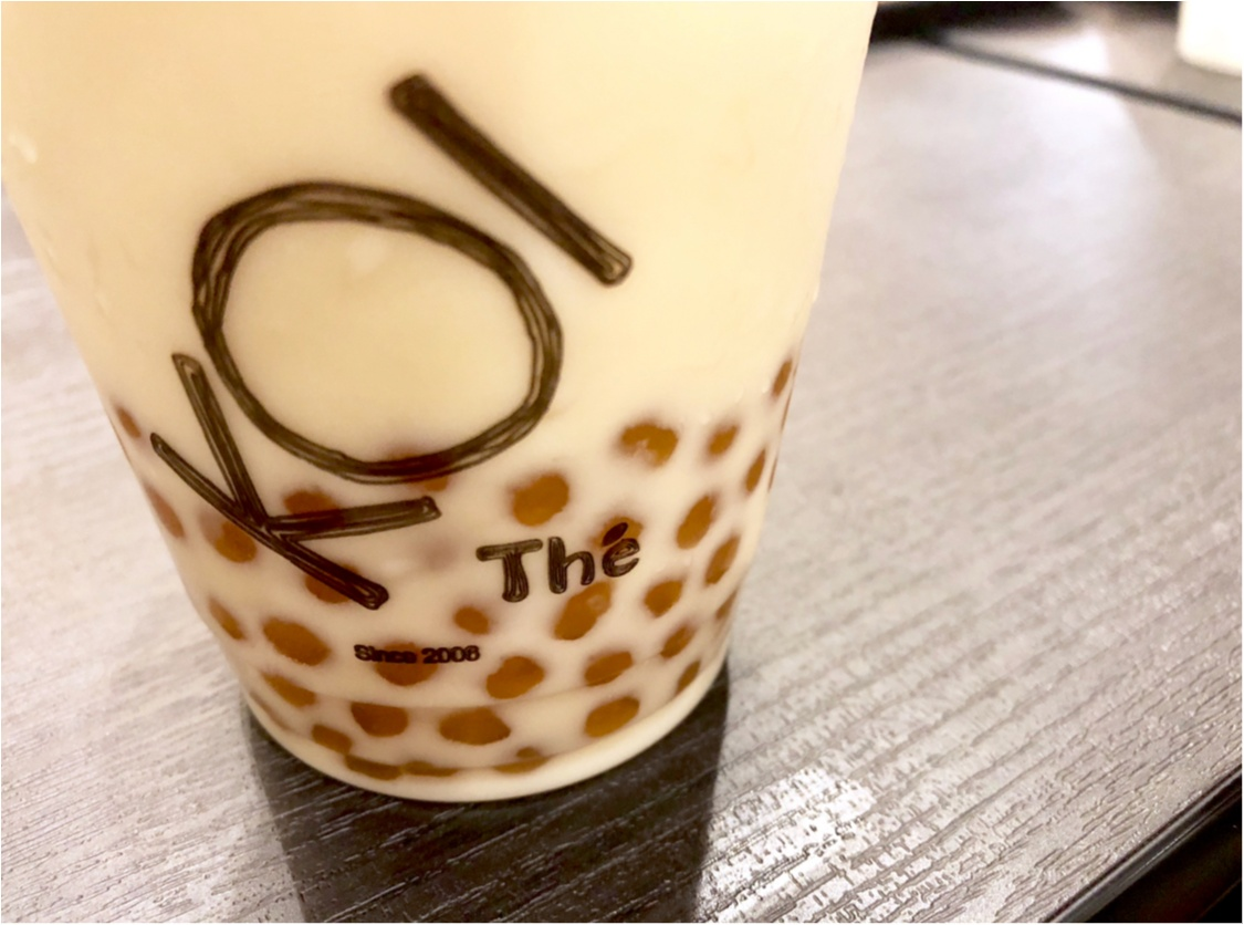 台湾で大人気のタピオカ専門店【50嵐】❤️日本で飲めるのはここだけ!_9
