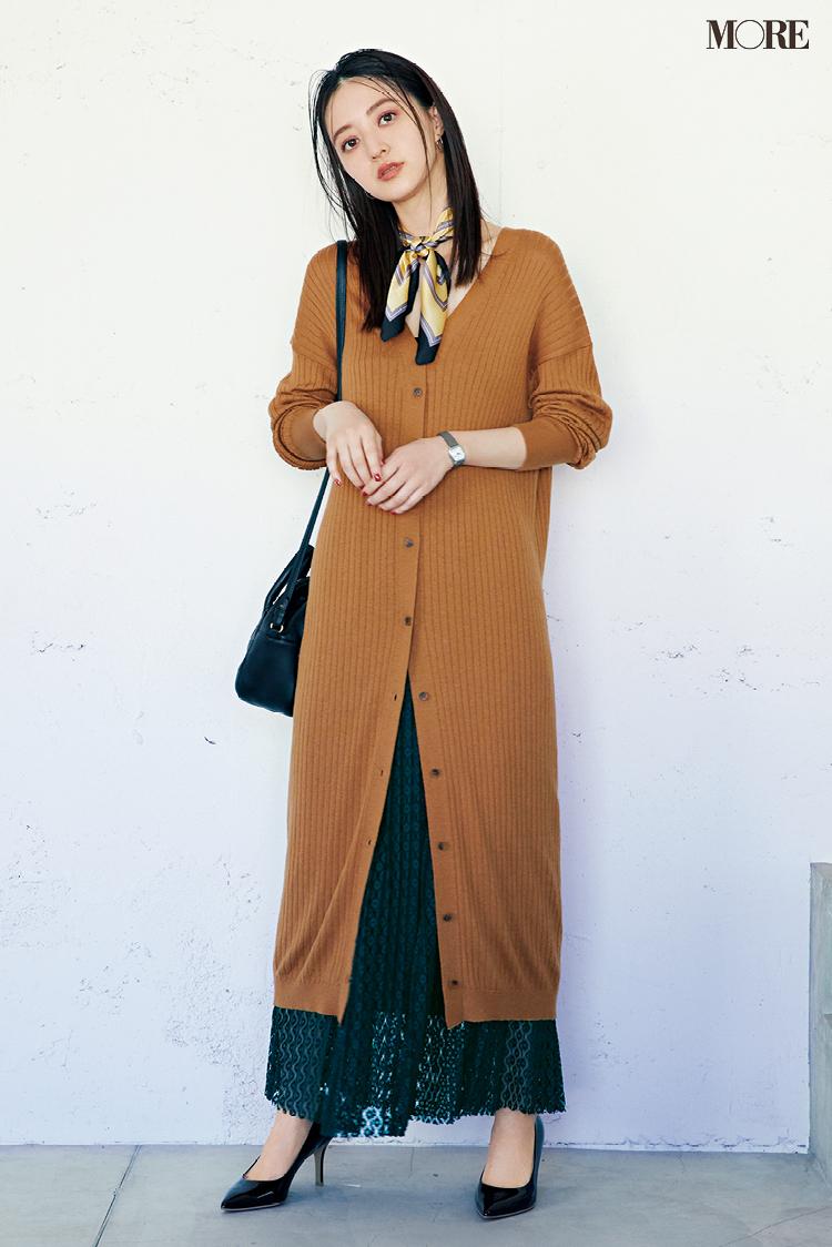 プチプラブランド『ラコレ』に注目! 4400円ワンピ&3600円スカートをオンオフ着回し♬_5