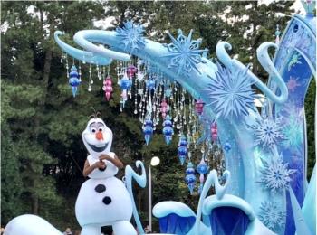 TDL35周年!【ディズニー・クリスマス】行ってきました♡