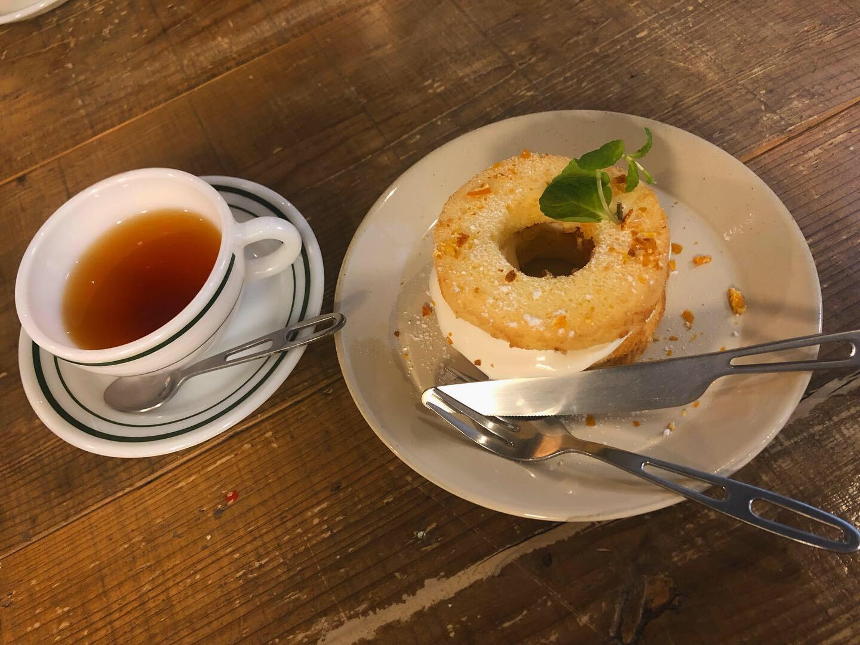 【神戸カフェ】かわいいふわふわシフォン!買い物がてらに立ち寄りたい♡_4