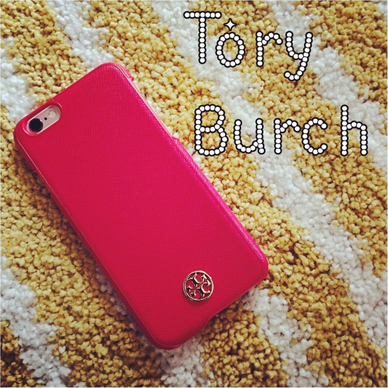 おさよ:大人可愛い!ToryBurchのiPhoneケース♡_1