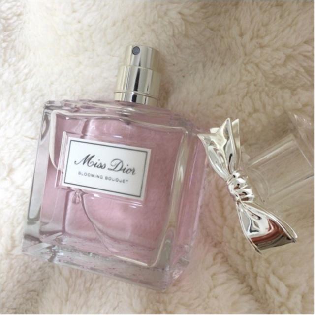 母娘2代で愛用♡Miss Diorがわたしのパワーフレグランス♡_2