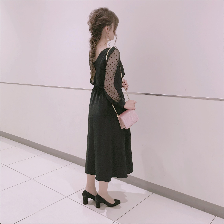【週末コーデ】こんなに可愛いヘアセットが表参道で3000円?!お呼ばれコーデからプチプラコーデまで❤︎_4