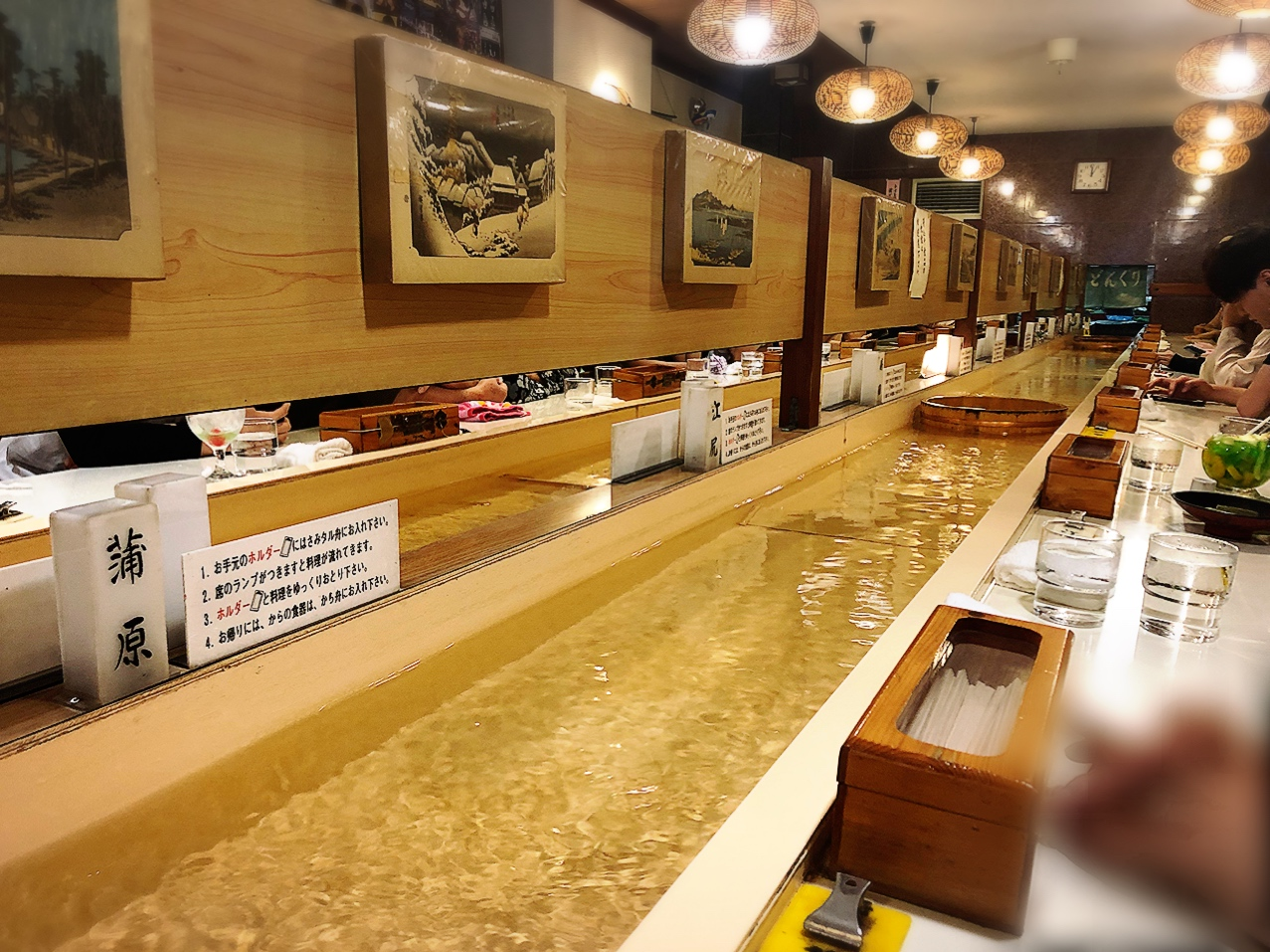 【静岡・沼津】店内に川…⁉︎デザートやドリンクが浮かんで流れる❁流れる喫茶店《どんぐり》_5