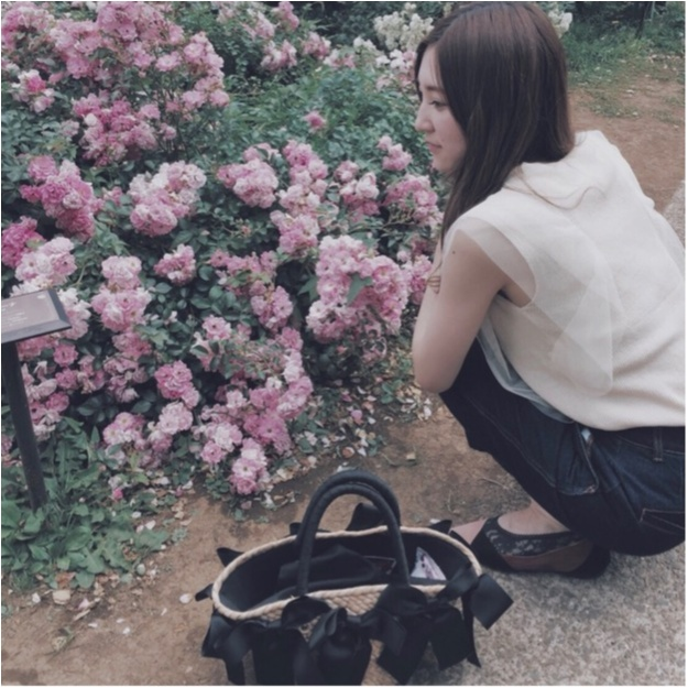 ◆◇…千葉県にある「京成バラ園♡」へ行ってきました!!ピンク色のアイスクリームも…?♡_1