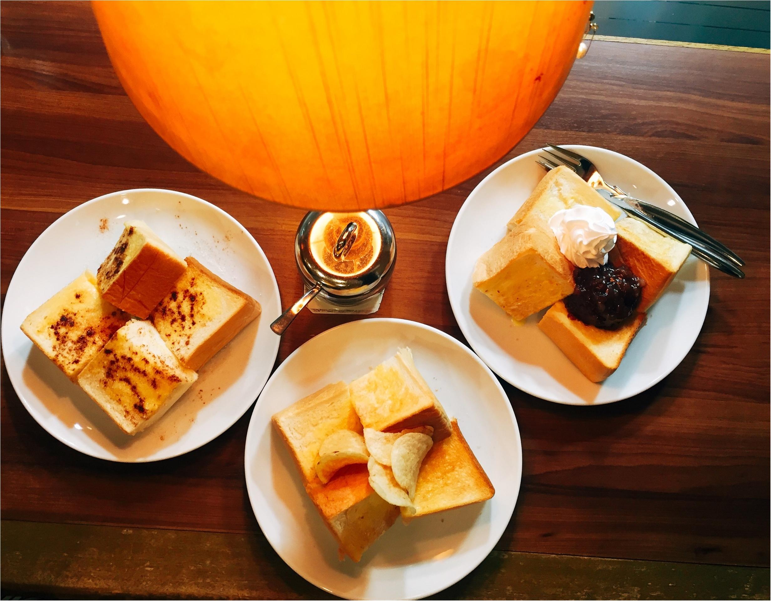 【名古屋グルメ】喫茶店「アバンテ」のトースト♡名駅内でサクッと軽食に◎_2