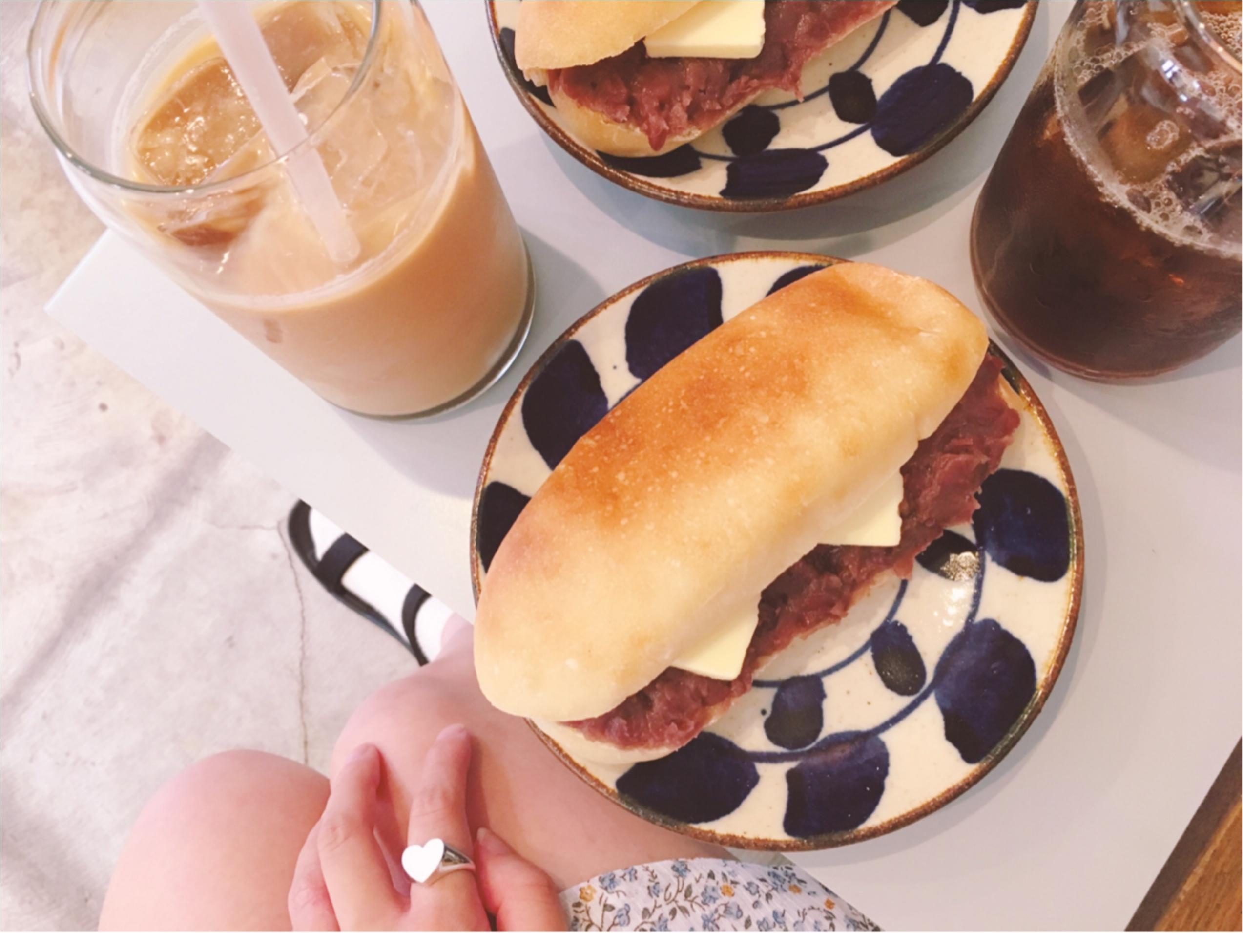《東京》愛しのあんバターパンが食べられるカフェ♡5選_1
