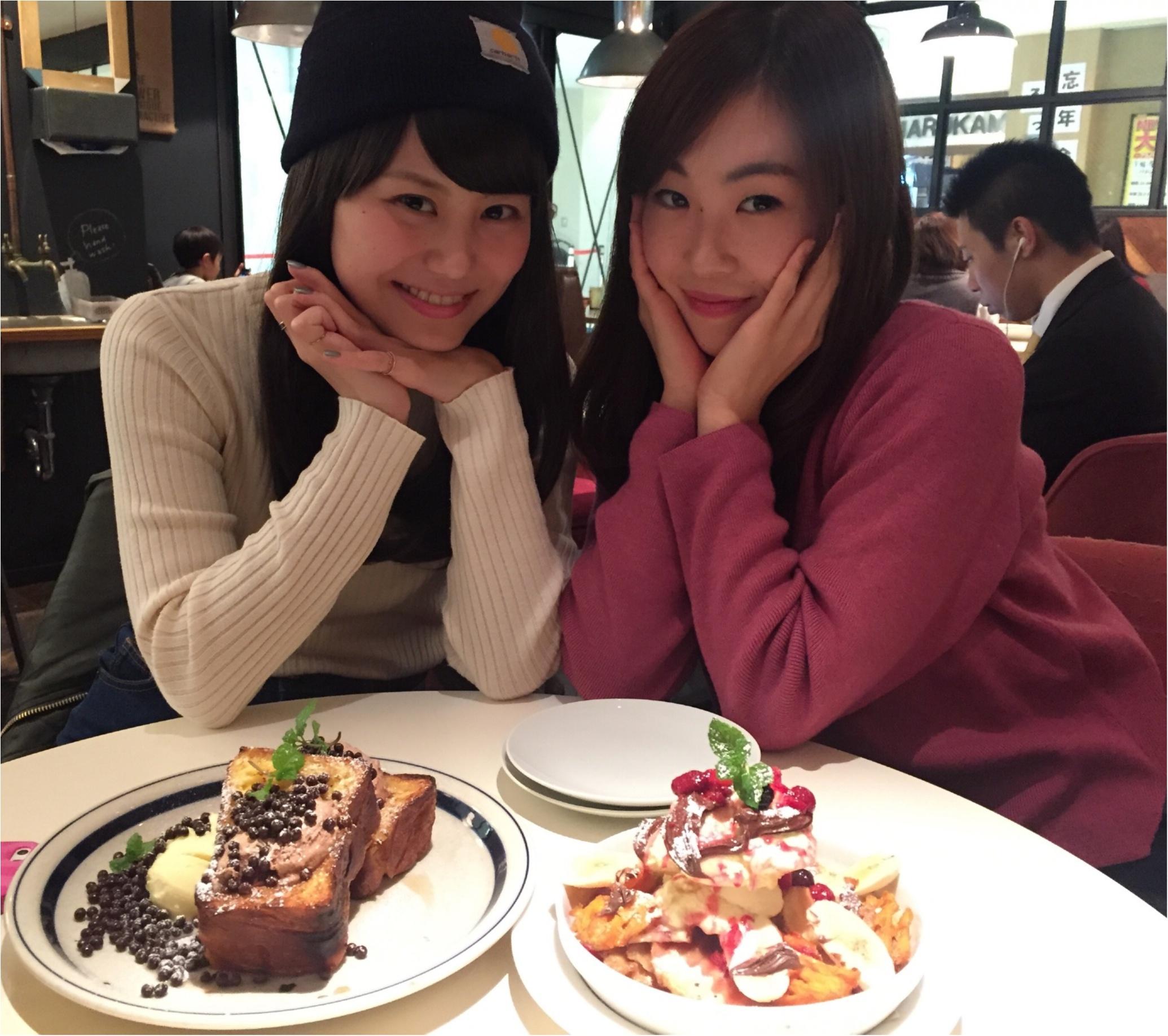 【FOOD】1000円以下でいいんですか?!絶品♥︎WIRED CAFEのフレンチトースト_5