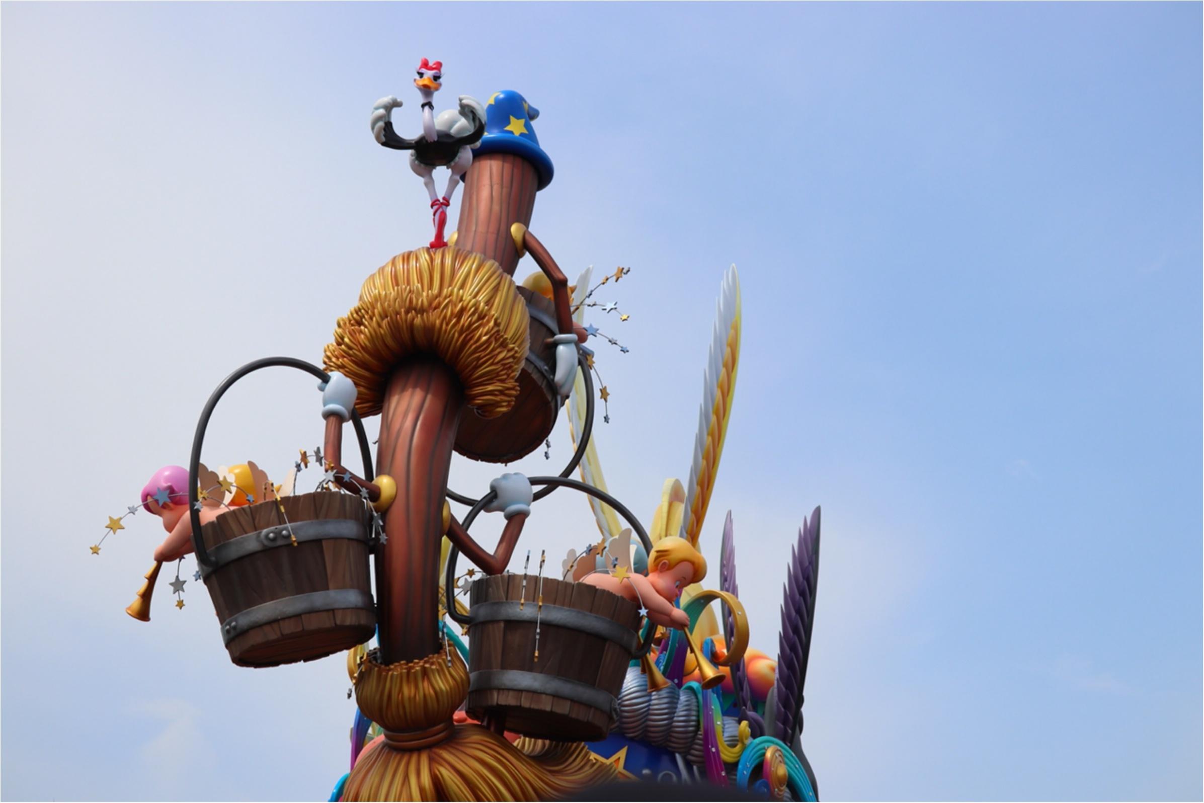 ▷【東京ディズニーランド35周年】Newパレード「ドリーミング・アップ!」がとにかく凄い!!_5