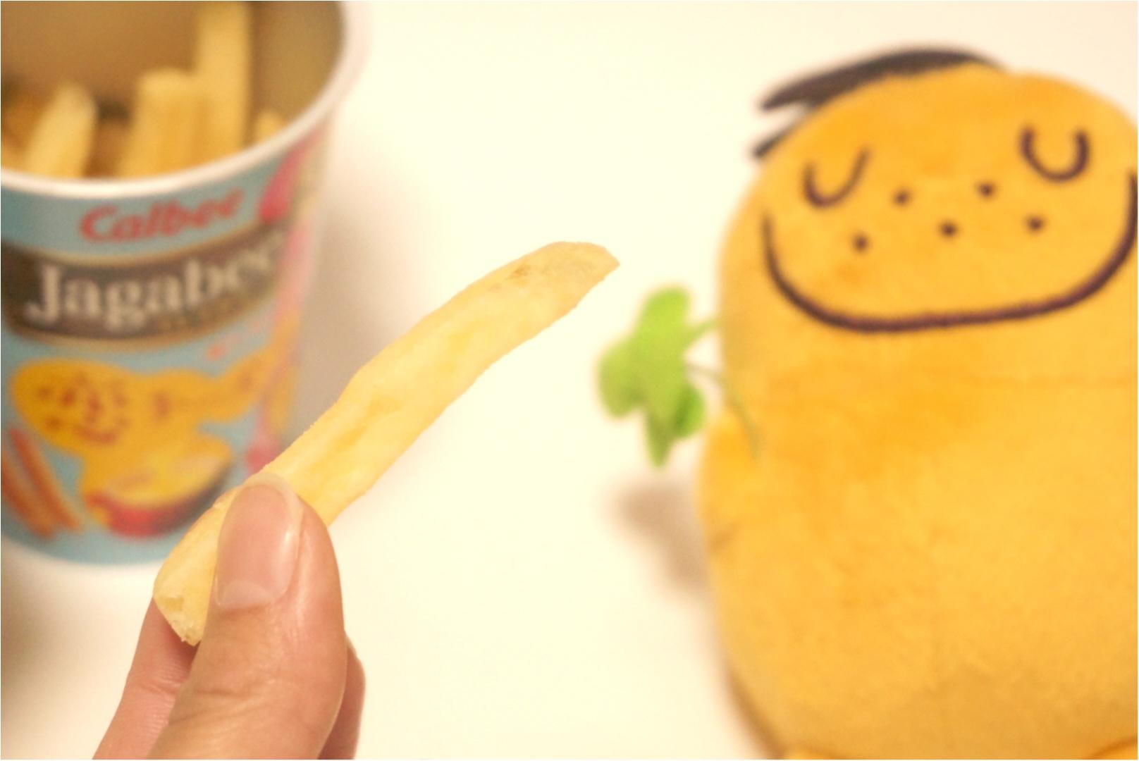 《とろけるような恋がしたい♡》セブン&アイグループ限定‼︎大人気菓子【Jagabee】の新商品は『恋チーズ』味♪_6